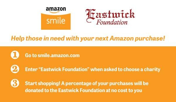 Amazon Smile & Eastwick College