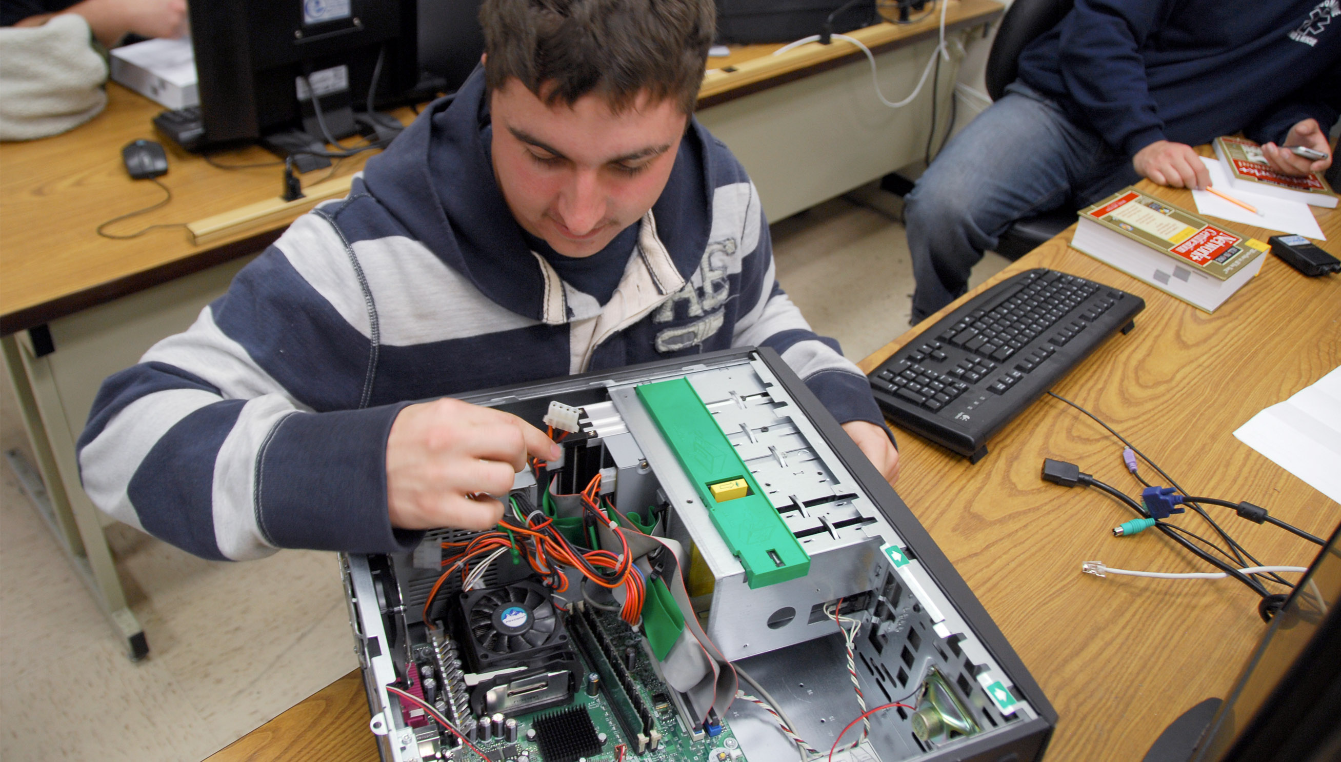 Electronics and Computer Technology Program - Hohokus, NJ