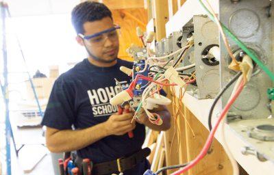 Electrician Apprenticeship Diploma