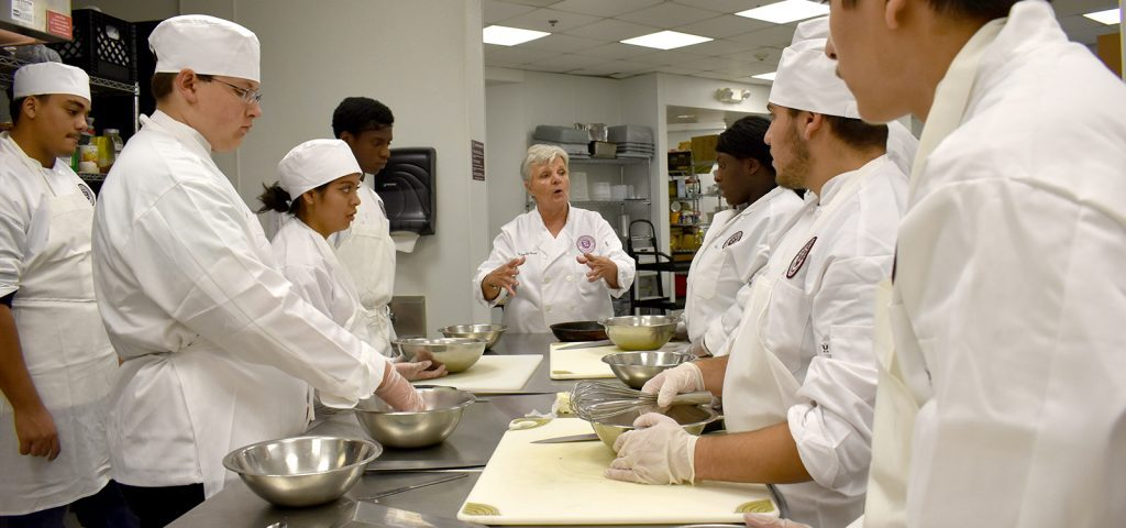 Culinary Arts Degree in Bergen County, NJ